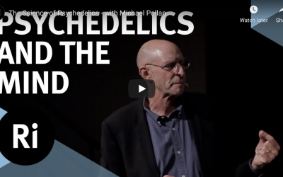 The science of psychedelics – with Michael Pollan